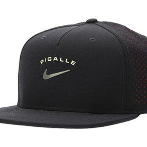 NikeLab x Pigalle black hat NRG nike anthracite
